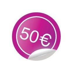 Geschenkbon 50€