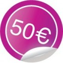 Gift cards 50€