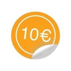 Geschenkbon 10€