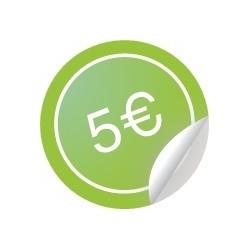 Geschenkbon 5€