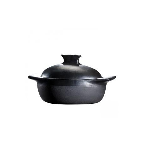 Oval casserole with lid De La Terra
