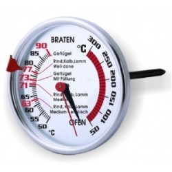 Thermomètre à viande et à four