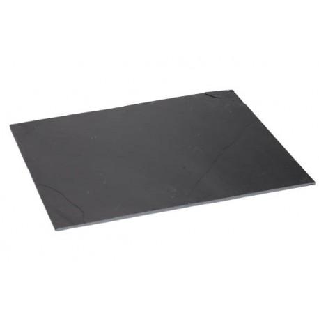 Slate plate 20x30x0.4cm