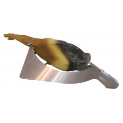 Ham slicing stand, stainless steel, design