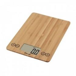 Digitale kitchen scale 7kg Escali bamboo