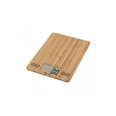 Balance de cuisine digitale Escali, 7kg, Arti bambou