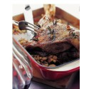 Castiron rectangular dish Tradition Le Creuset