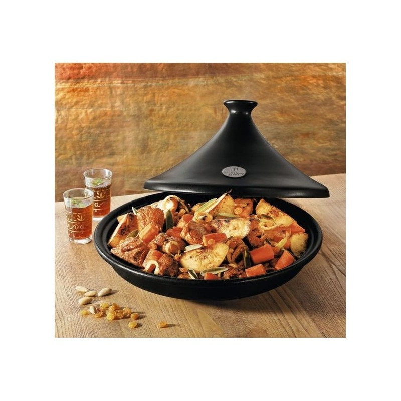 Tagine Black Or Salt Emile Henry