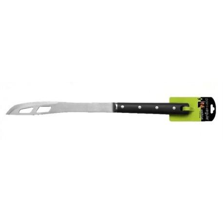 Couteau pour barbecue 45cm manche forgé