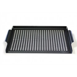 Bbq grillplaat 40.5x29.5cm