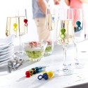 Wine glass identifiers Identity Pulltex