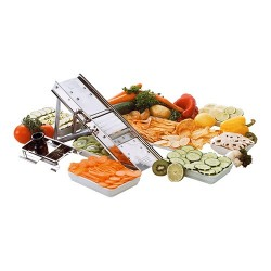 Vegetable slicer Bron Coucke type 44L stainless steel