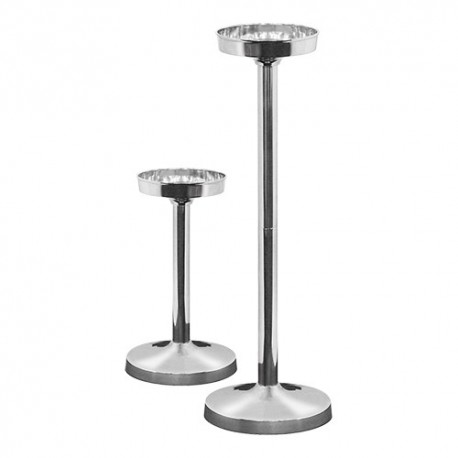 Stand for wine bucket, 2 heights: 44 or 75cm