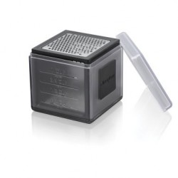 Cube grater Speciality Microplane black