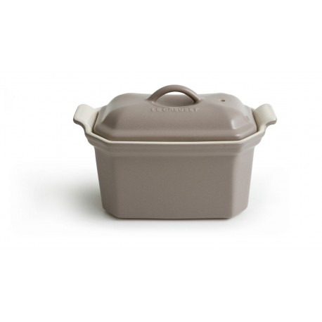 Fatty liver pate with press Le Creuset