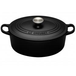 Cast iron oval casserole Le Creuset