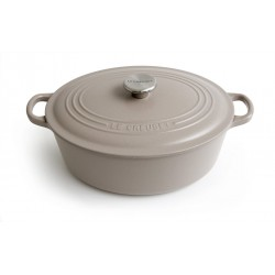 Cocotte ovale 29cm Sisal Tradition Le Creuset