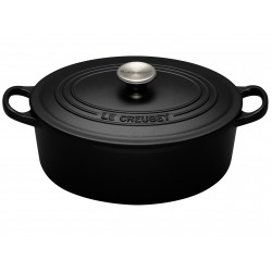 Cocotte ovale Tradition Le Creuset