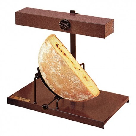 Culin art appareil raclette alpage pour 1 2 fromage - Coupe fromage a raclette ...