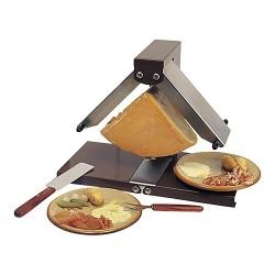 Appareil à raclette inclinable