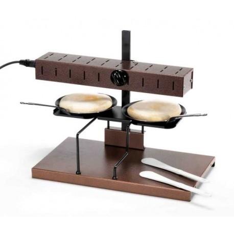 Reblochade kit for raclette appliance