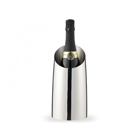 Nuance wine and champagne cooler, stainless steel