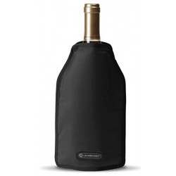 Le Creuset Screwpull cooler sleeve, black