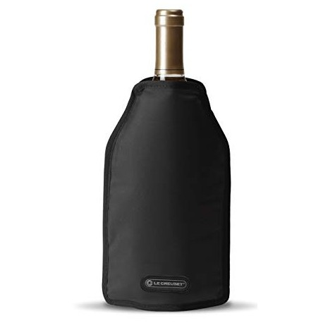 Le Creuset Screwpull cooler sleeve, black