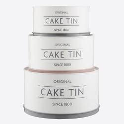 Set of 3 cake tins Mason Cash