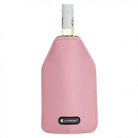 Le Creuset Screwpull wijnkoeler, Shell Pink