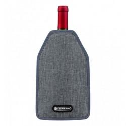 Le Creuset Screwpull wijnkoeler, grijs