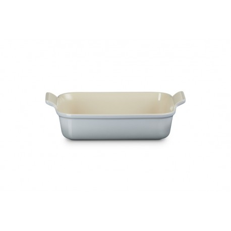 Stoneware dish 26cm MistGrey Héritage Le Creuset
