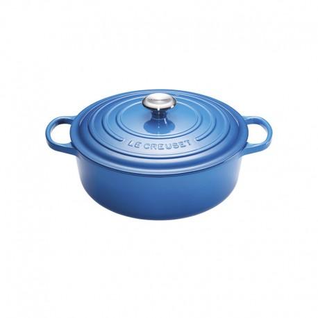 Cast iron round casserole 24cm Marseille Le Creuset