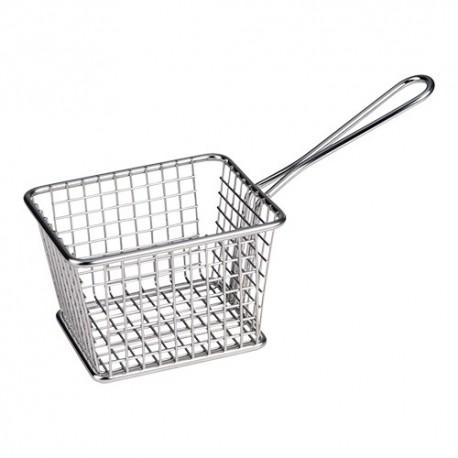Mini basket rectangular