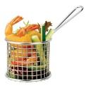 Mini basket round