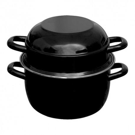 Mussel pan