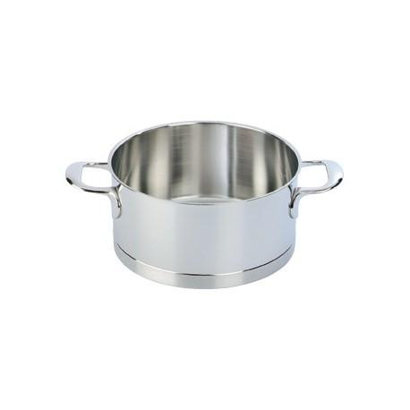 Casserole without lid ATLANTIS