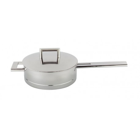 Straight sauté pan with lid John Pawson