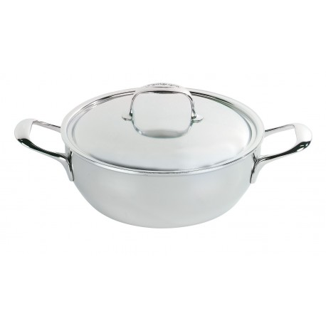 Simmering pot with lid ATLANTIS
