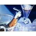 Crown sparkling wine stopper SW-101 Screwpull