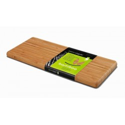 Planche à découper 34x15.8x1.8cm bambou