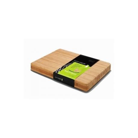Planche à hâcher 45x35x5cm bambou
