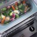 Multifunction steam oven Chef Combi Cooker GN1/2