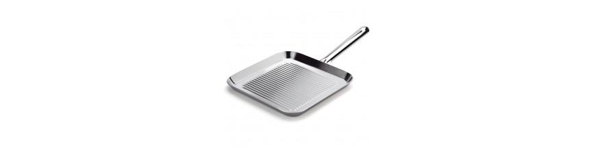 Plancha, grill