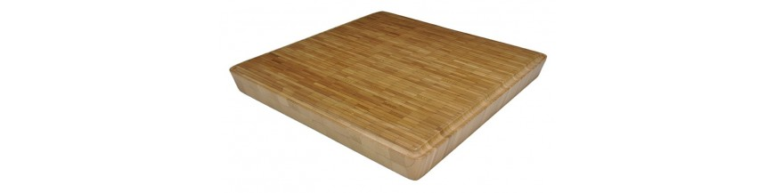 Chopping boards and blocks