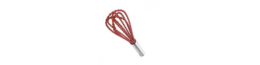 Fouet, spatules