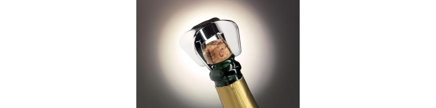 Wijn, champagne en cocktails